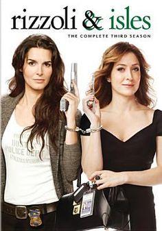 Rizzoli & Isles - the complete third season