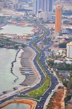 Jeddah, Saudi Arabia ** - Explore the World with Travel Nerd Nici, one Country… Beautiful Sites, Beautiful Places, Jeddah Saudi Arabia, Arabian Peninsula, World Cities, Celebrity Travel, United Arab Emirates, Kirchen, Egypt