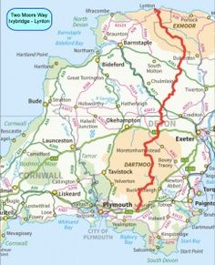 The Two Moors Way – A West Country Slice