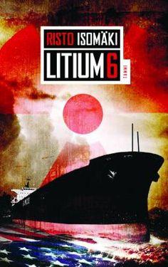 Litium 6 - Risto Isomäki - #kirja
