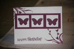 images of stampin up precious butterflies - Google Search