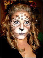 Halloween Makeup Tips for Cat | Halloween Makeup