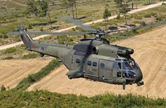 Sud-Aviation Puma helicopter of the Royal Air Force. Aircraft Parts, Fighter Aircraft, Fighter Jets, Military Helicopter, Military Aircraft, Sud Aviation, Airbus Helicopters, South African Air Force, Fixed Wing Aircraft