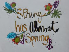 Spring - Art by, Jesse Made It