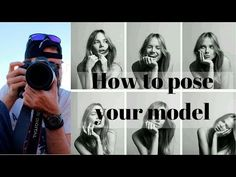 Have you always been stuck wondering about how to pose your model or yourself in photos. Check out this where i run down what to look for when taking a portr. That Look, Take That, Posing Guide, Poses For Photos, How To Pose, Digital, Youtube, Model