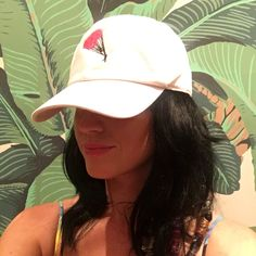 The Olympics may be over but dad hats will never...   I ❤ Katy Perry