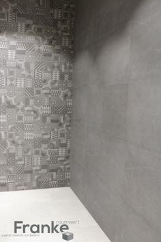 sanfte steinoptik gemixt mit textilen strukturen messeneuheit f r 2018 dekorfliesen. Black Bedroom Furniture Sets. Home Design Ideas