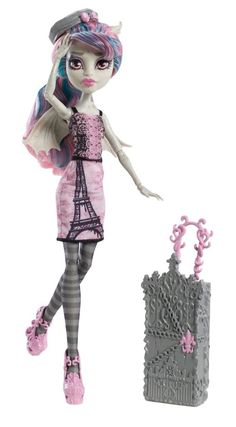 Rochelle Goyle, Monster High Scaris.