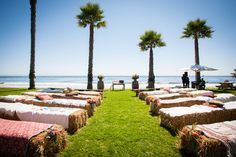 Photographer: Miki & Sonya // Wedding Planner: Soigne Productions // Location: Dos Pueblos Ranch // Floral Design: Tricia Saroya // Lighting: Ambient Event Design // Rentals: Town & Country Event Rentals // Restrooms: Marborg // Transportation: Santa Barbara Airbus & Golf Carts LA // Music: The VIPS/Young Guns // Hair & Makeup: La Rouge // Catering: Plemmons Catering // Cupcakes: Enjoy Cupcakes