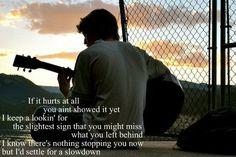 My favorite Dierks Bentley song!