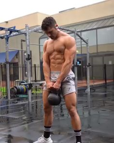 Try these Kettlebell Overhead Swings with Chris Clark (@clarkfit) to mix up your workouts! Push to new limits!! #Gymshark #Workout #Target #Fitness #Gym #Exercise #Sweat #Challenge #Legs #Lift #Weights #HIIT #Core #UpperBody #Arms Military Workout, Gym Tips, Triceps Workout, Shoulder Workout, Target Fitness, Love Fitness, Strength Workout, Bodybuilding Workouts, Entryway Shelf