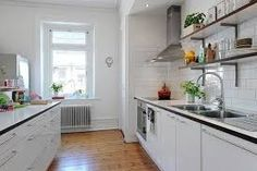 Image result for scandi country kitchen