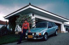 Ford Escort XR3 1985 senna