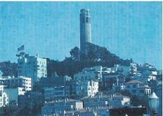SF 1993 Coit tower