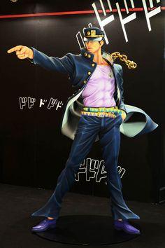 1:1 Jojo figure with 3D depth Backdrop