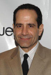 Tony Shalhoub--Mr. Monk--the lighter side of OCD.