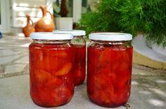 DIY peach marmalade Marmalade, Salsa, Stuff To Do, Peach, Jar, Homemade, Food, Home Made, Essen