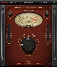 Dimension 3D By Plug  Mix
