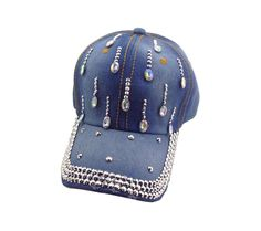 9c92844c36b Wholesale Distressed Denim Baseball Hat For Women Adjustable denim cotton  One size fits most – Adjustable back Pretty and Characteristic Women s Jean  ...