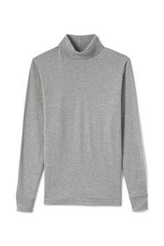 Unko Womens Fleece Lined T Shirt Long-Sleeve High Neck Pure Color Thermal T Shirt