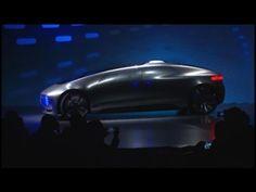Mercedes Unveils Self-Driving Luxury Car in Las Vegas