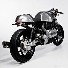 The BMW K-fé… Nice K100 café racer project