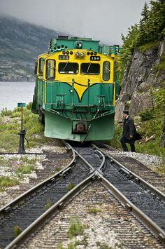 White Pass and Yukon Route, Alaska  .#jorgenca