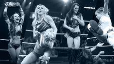 NXT Women's Champions