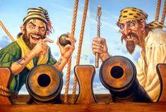 Pirate - Don Maitz