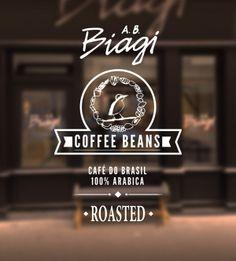A B CAFE' NYC by Danilo La Russa, via Behance