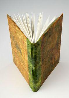 Excellent Bookbinding Tutorial - Jane Davies Studios