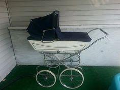 VINTAGE MARMET BABY PRAM  | eBay