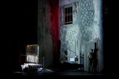 Johan Kobborg as Walter Sickert and Alina Cojocaru as Mary-Jane Kelly in Liam Scarlett's Sweet Violets |  The Royal Ballet 2011/12