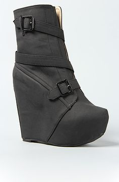 *Sole Boutique The Tall Janne in Black : Karmaloop.com - Global Concrete Culture