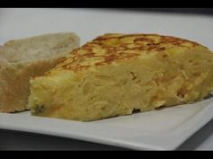Como hacer la tortilla de patata perfecta con Casa Bartolo Etxea - YouTube