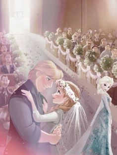 Ana's happily ever after