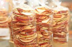 Getrocknete Äpfel - ©Daorson / Fotolia.com