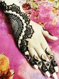 arabic henna designs -
