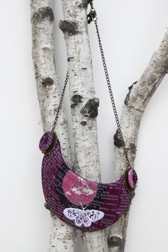 Indelible Necklace | Katarina Roccella by Art Gallery Fabrics