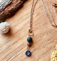 Aromatherapy Diffuser, Aromatherapy Jewelry, Essential Oil Diffuser, Essential Oils, Diffuser Jewelry, Diffuser Necklace, Essential Oil Jewelry, Bar Signs, Antique Copper