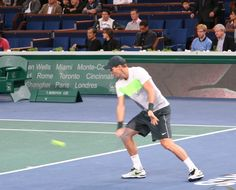 Berdych in Action