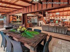 Spectacular indoor/outdoor living