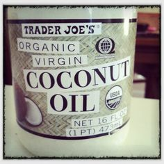 a ton of great examples for how to use coconut oil.