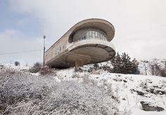 Erholungsheim für Schriftsteller am armenischen Sewan-See