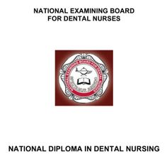 Proud to be accredited with the National Examining Board of Dental Nurses (NEBDN ) for this course which is a testament to the high standard of course that we run.