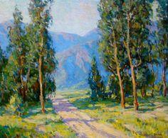 Benjamin Chambers Brown, California Hills in Spring
