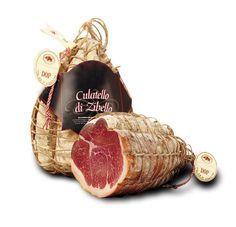 CULATELLO DI ZIBELLO DOC salume tipico di Parma. Lavorato tra ottobre e febbraio con carne ricavata dalla coscia dei suini adulti, allevati secondo metodi tradizionali, viene decotennata, sgrassata, disossata, separata dal fiocchetto e rifilata a mano e, dopo circa 10giorni, viene salato e insaccato nella vescica del suino e la legatura con lo spago e stagionato per 14mesi in cantine avvolte dalle nebbie invernali all'afa estiva#CarnevaliLuigi https://www.facebook.com/IlBuongustaioCurioso/