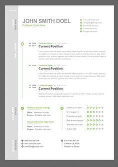 Interior Design Resume Template  Interior Design Resume Template