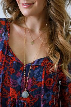 Whitley necklace- I think I like the shirt more actually!