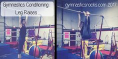 Gymnastics Conditioning, Gymnastics At Home Workouts, Skill tips, Drills and Progressions for Coaches and Gymnasts. Gymnastics At Home, Gymnastics Coaching, Gymnastics Workout, Gymnastics Conditioning, Conditioning Workouts, Leg Raises, Stay In Shape, Full Body, At Home Workouts